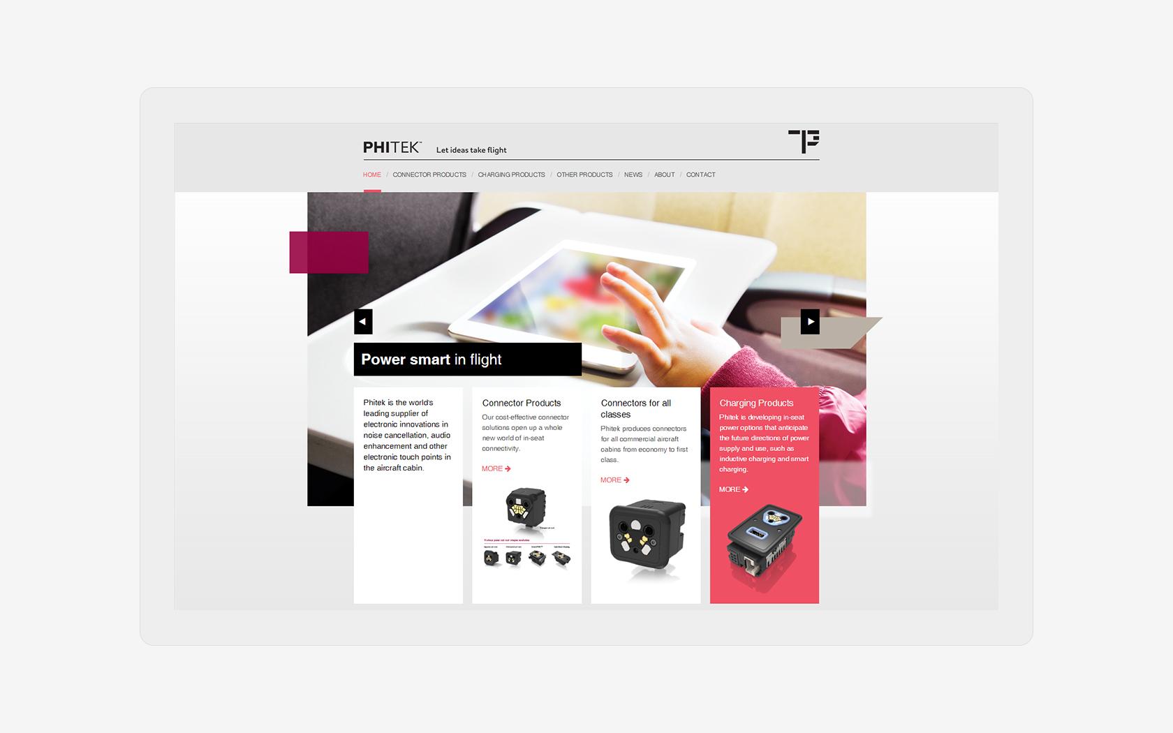 Phitek Desktop Headphones